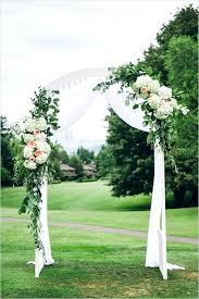 Wedding Arches Using Tulle How To Decorate A Arch For Wedding U2013 Thejeanhanger Co
