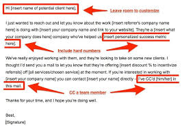 how to build a referral strategy for your agency the productive