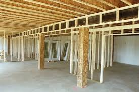 house framing cost cool ideas frame basement walls or recent how to rental house and