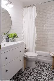 Modern Farmhouse Bathroom One Room Challenge Modern Farmhouse Bathroom The Reveal