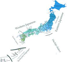 Japanese Japanese Dialects Wikipedia