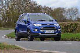 ford confident ecosport tweaks will make small suv competitive in