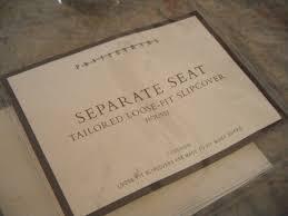 Loose Slipcovers For Sofas by My Ugly Sofa Saga The Basil Apron
