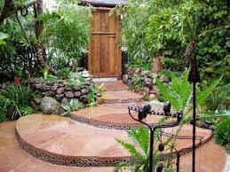 Tropical Landscape Design by Tropical Landscapes Pictures And Ideas