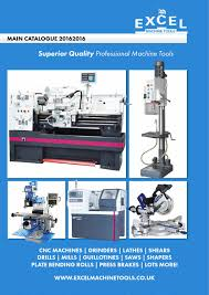 newcatalogue by excel machine tools excel machine tools issuu