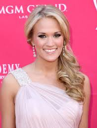 country hairstyles for long hair side pony with curls celebrity hairstyles zimbio