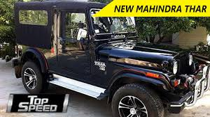 mahindra thar hard top interior new mahindra thar car review top speed wheelspin youtube