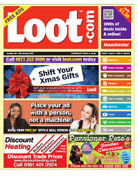 loot manchester january 4th 2015 by loot issuu