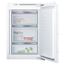 bosch giv21af30g serie 6 integrated low frost freezer 0 88m a rated