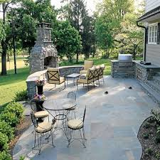 Backyard Flagstone Patio Ideas Download Backyard Stone Patio Designs Mojmalnews Com