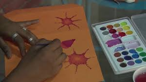 diwali decoration ideas how to make standing paper lamp at home