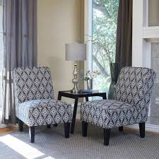 ballard fabric chair 2 pack charcoal