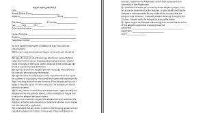 homemaker resume sample yorkie adoption contract yorkiepassion com yorkie adoption agreement