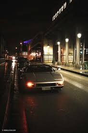 bmw dashboard at night a night in paris with the only real ferrari testarossa spider