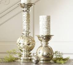 Pottery Barn Pillar Candles 76 Best Candle Holders Images On Pinterest Pillar Candles