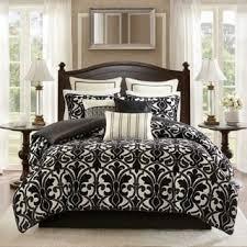 Jacquard Bed Set Bombay Harrison Black Chenille Jacquard Bedding Set Free