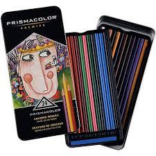 prismacolor amazon black friday prismacolor premier colored pencil set tin 10070646 hsn