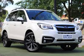 subaru forester 2016 2016 subaru forester 2 5i s cvt awd s4 my16 white for sale in