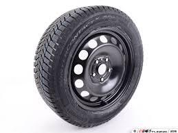 si es auto genuine volkswagen audi w1655205c00kt1 winter wheel tire set