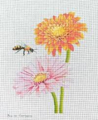 handpainted needlepoint designs