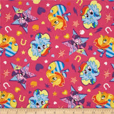 My Little Pony Gift Wrapping Paper - hasbro my little pony flannel pony cutie toss pink discount