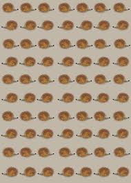 hedgehog wrapping paper hedgehog wrap morrell