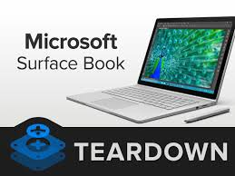 microsoft surface book repair ifixit