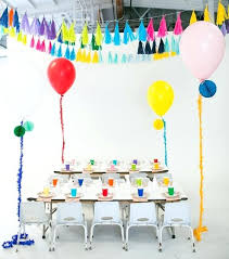 birthday decoration at home for kids kids birthday party at home girls children having fun enjoying a