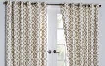 shop patio curtains u0026 blinds curtain u0026 bath outlet