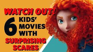 Watch Out 6 Popular Kids Movies With Surprising Scares Video Coloring Scares