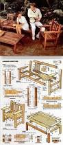 Wood Lawn Chair Plans Free by Patio Chair Plans Outdoor Furniture Plans U0026 Projects