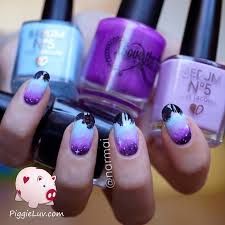 25 best ideas about gradient nails tutorial on pinterest nail 25