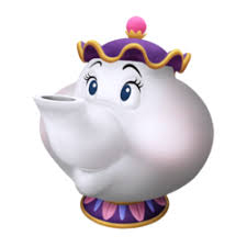 His And Her Piggy Bank Mrs Potts Disney Wiki Fandom Powered By Wikia