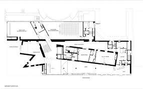 contemporary floor plan contemporary museum data photos plans wikiarquitectura