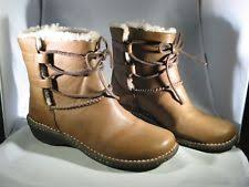 ugg s rianne boots ugg australia leather slip on ankle boots for ebay