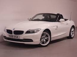 used white bmw z4 for sale hampshire