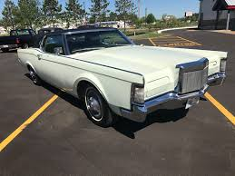 Lincoln Continental Price 1969 Lincoln Continental Mark Iii Stock 000034 For Sale Near