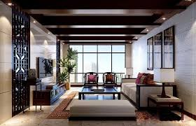 creative asian style living room home design very nice fantastical