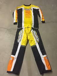 riding gear motocross stiffie riding gear for sale bazaar motocross forums message