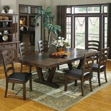 100 rectangular glass dining table with wood base round