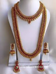 indian bridal necklace sets images South indian wedding jewellery set pinterest south indian jpg