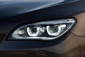 bmw headlights 2013 bmw 750li adaptive led headlights eurocar news