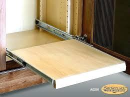 kitchen cabinet slide outs slide out shelves for kitchen cabinets kingdomrestoration