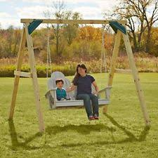 Kids Backyard Play Set by Kids Playground Metal Swingset Outdoor Play Slide Backyard Playset