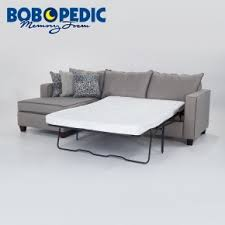 Sleeper Sofas Living Room Furniture Bobs Discount Furniture - Mattresses for sofa sleepers 2