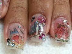 ed hardy nails ed hardy pinterest