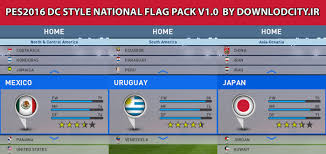 Flag Ir Pes 16 Dc Logostyle National Flags By Downlodcity Pes Patch
