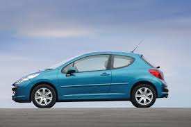 peugeot leasing europe peugeot 207 hatchback 2006 2012 features equipment and