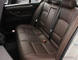 2014 used bmw 5 series certified 535i xdrive luxury line awd sedan