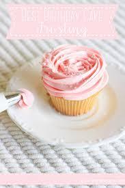 birthday cake frosting sierra